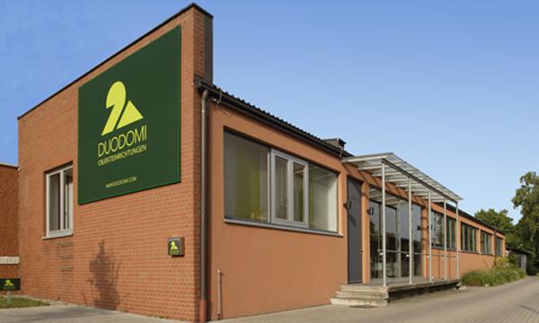 Duodomi Firmengebäude