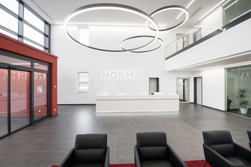 17 NORMA Hauptverwaltung Fürth
