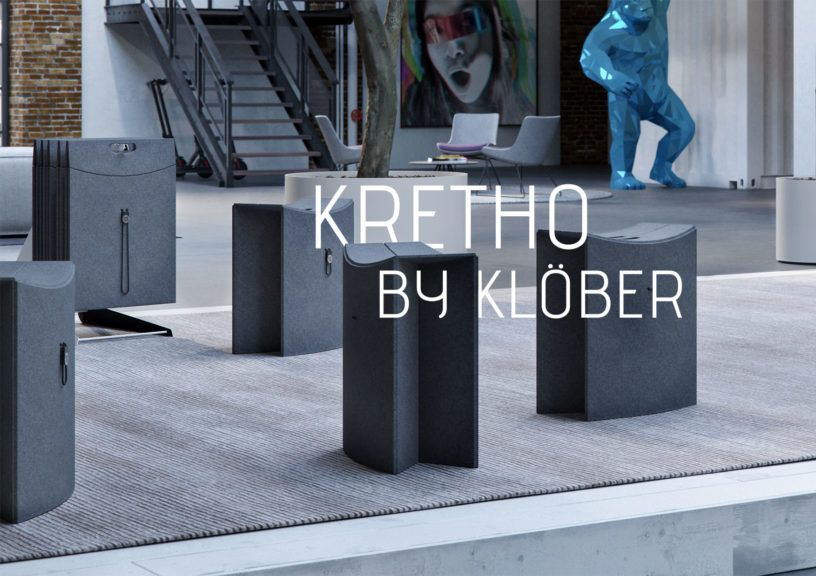 KRETHO TAKEoSEAT by KLÖBER
